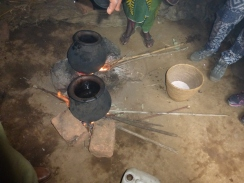 Cooking stew