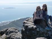 A distant Robben Island
